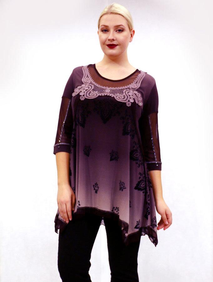Купить Женскую Модную Тунику