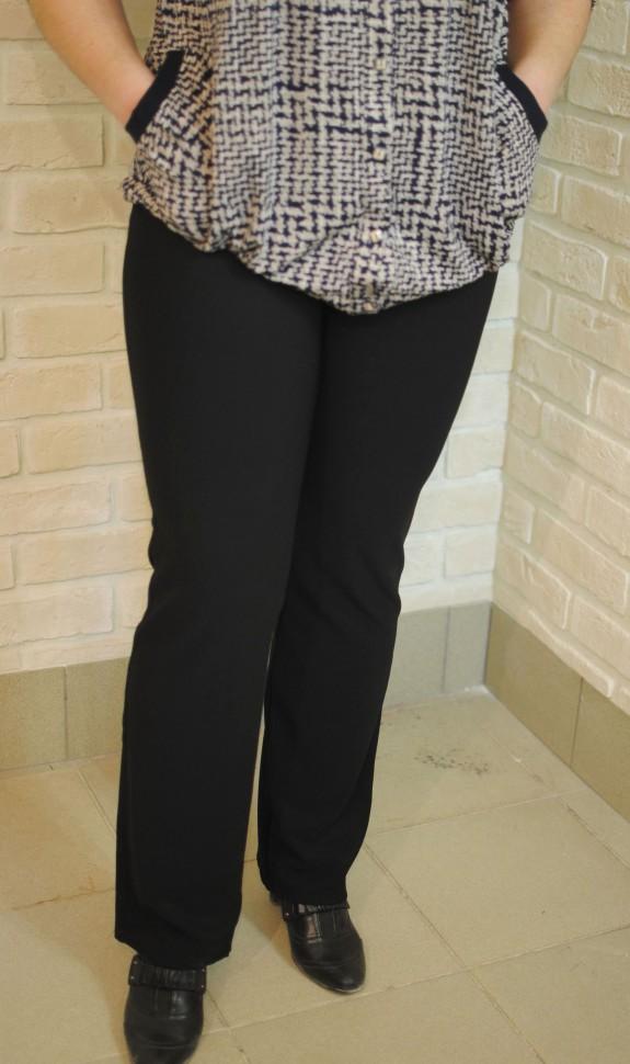 Женские утепленные брюки классика