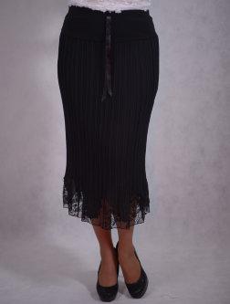Кружевные юбки больших размеров купить